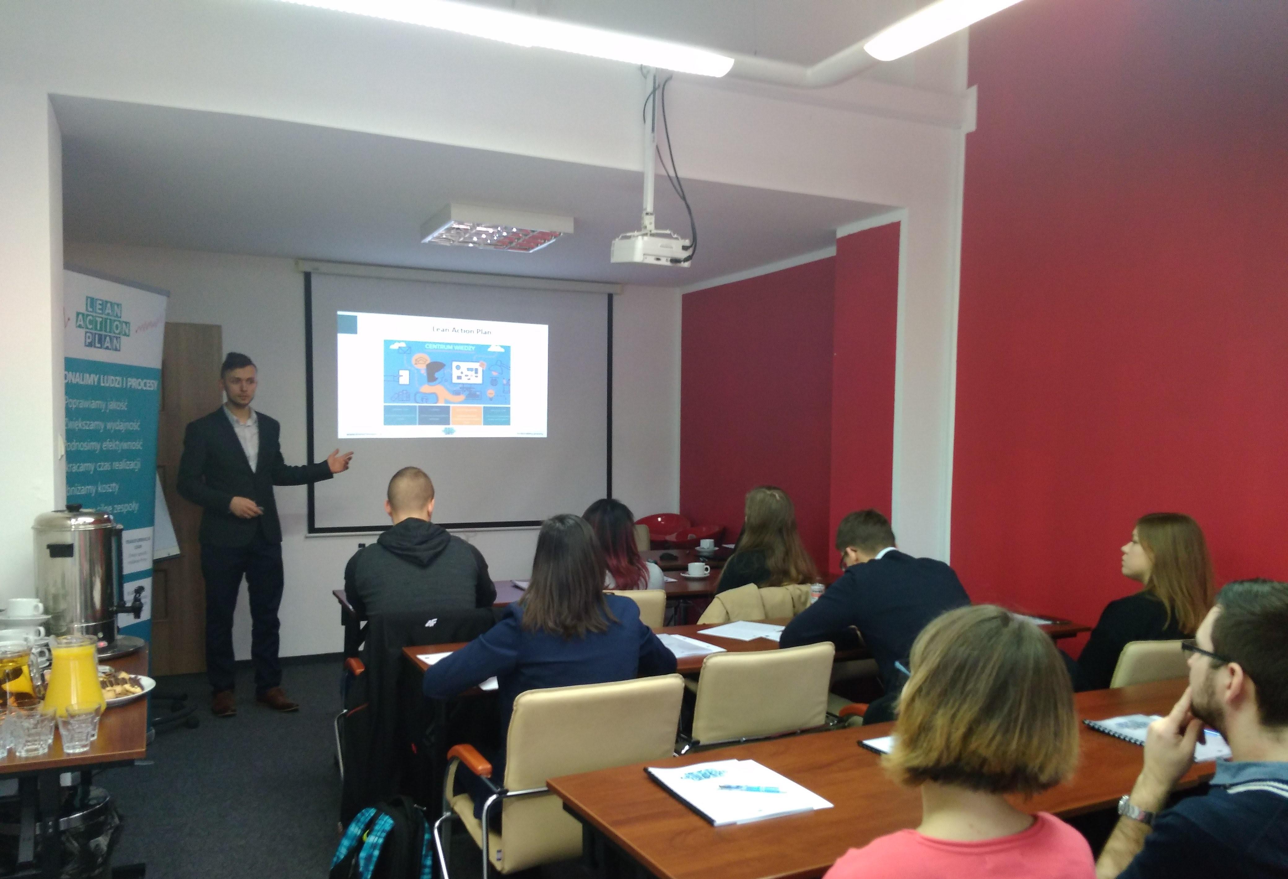 Szkolenia ean dla Studentów w Rzeszowie