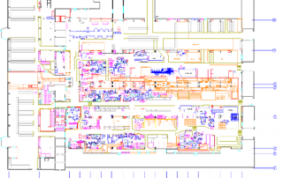 layout hali produkcyjnej