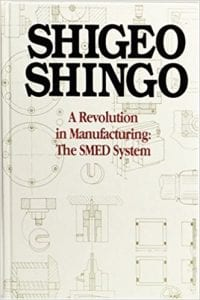 A Revolution in Manufacturing. The SMED system.