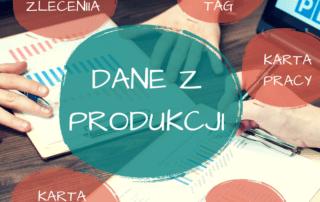 LAP Dane z produkcji grafika