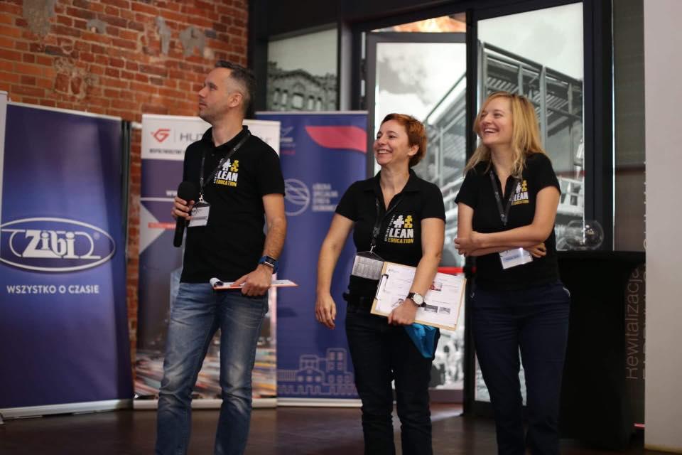 Konferencja Lean Trendy 2018 - Młody Lean Lider