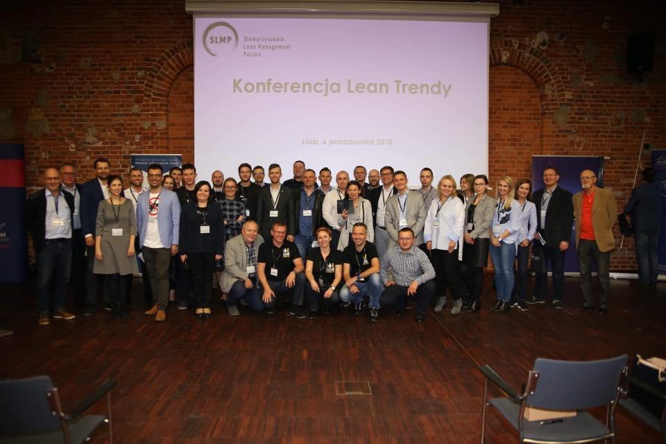 Konferencja Lean Trendy 2018