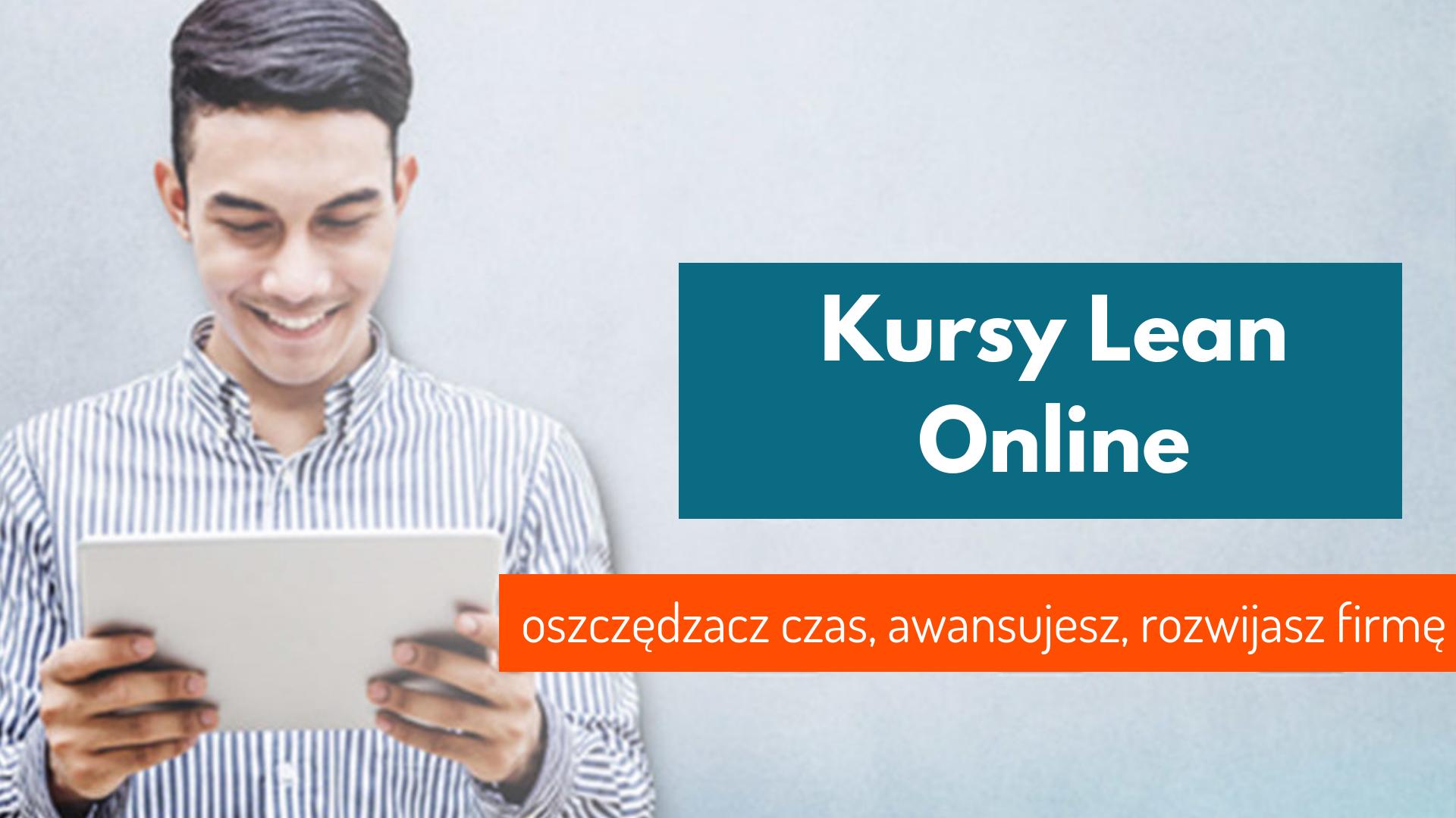 Kursy Lean Online Szkolenia Lean Management przez Internet