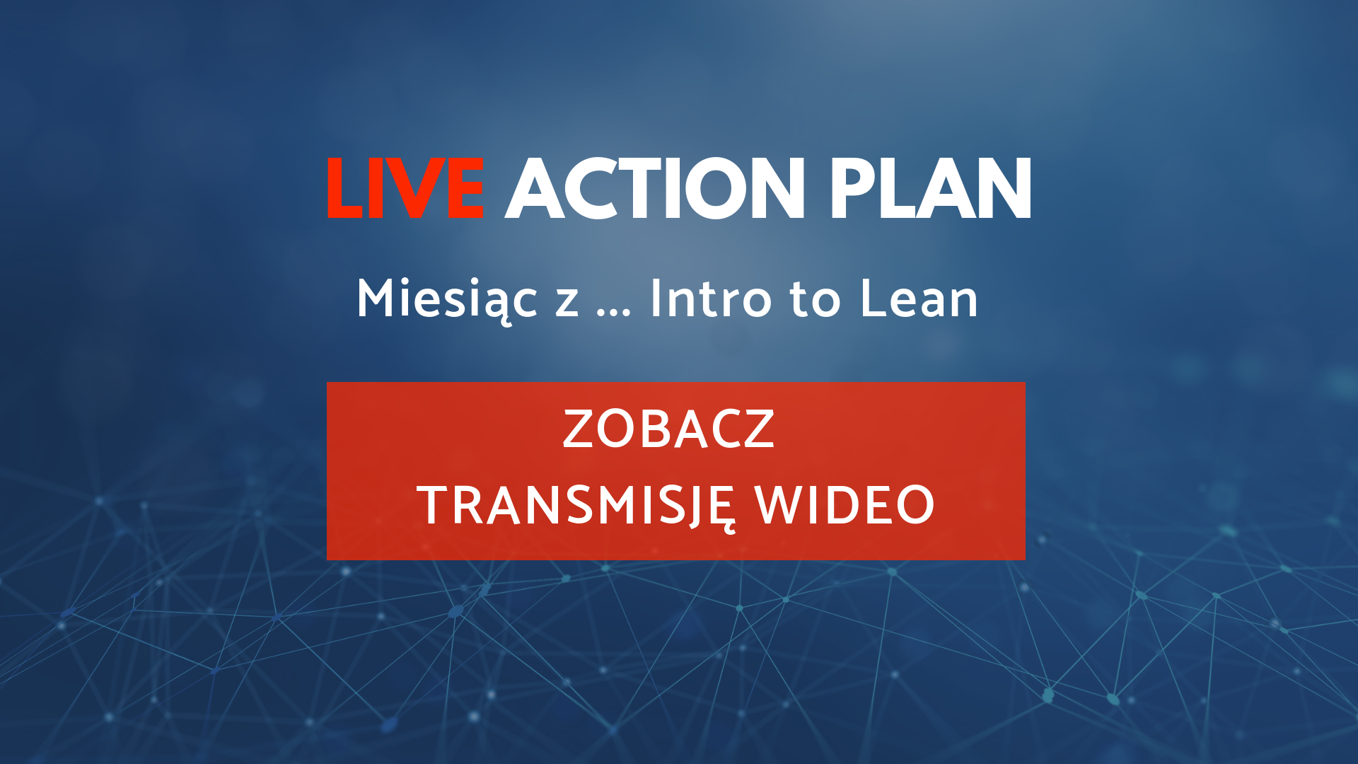 LIVE ACTION PLAN slider na stronę www