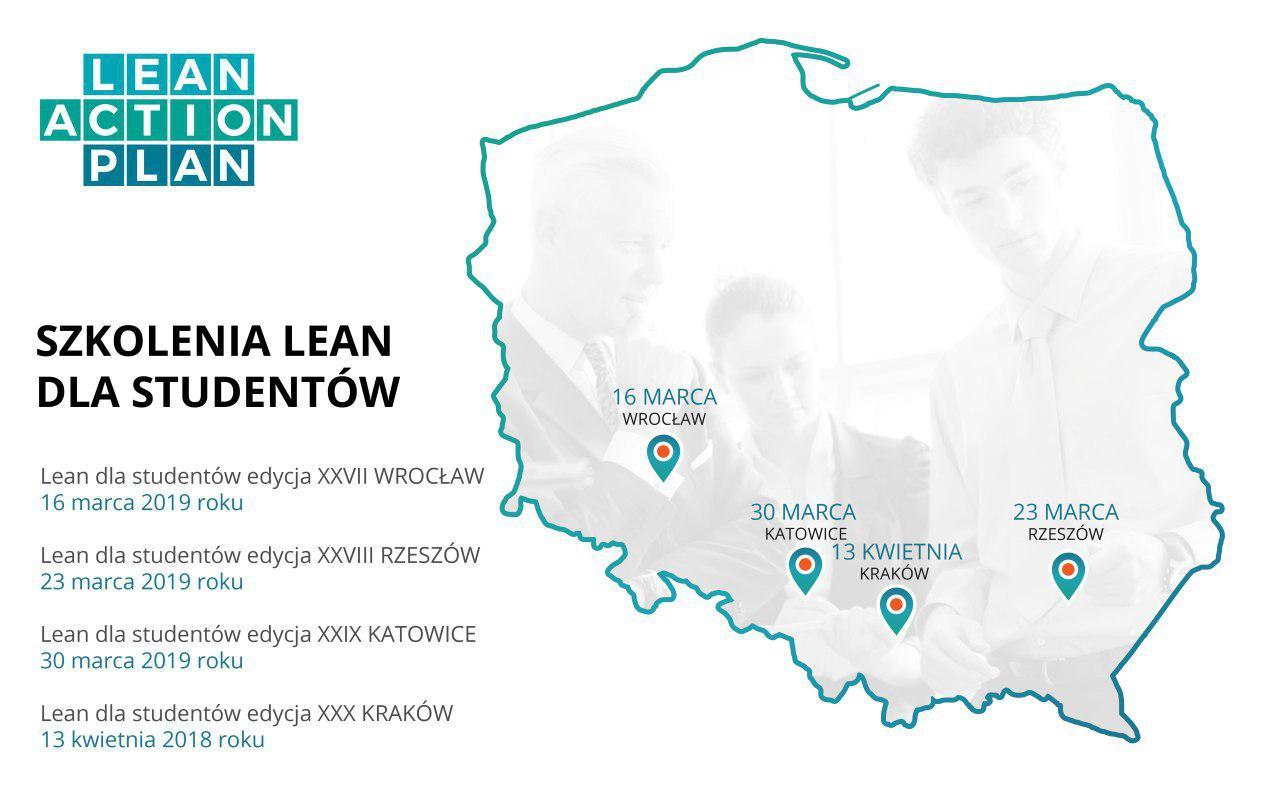 Szkolenia Lean dla Studentów