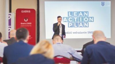 relacja z konferencji galeria Piotr Golonka prelegent