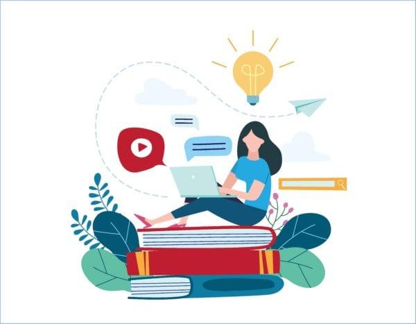Dobrze zorganizowana nauka z kursami online