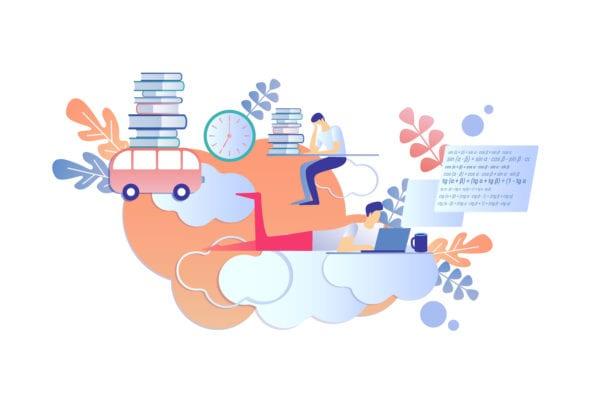 Ograniczenia w nauce przez kursy online