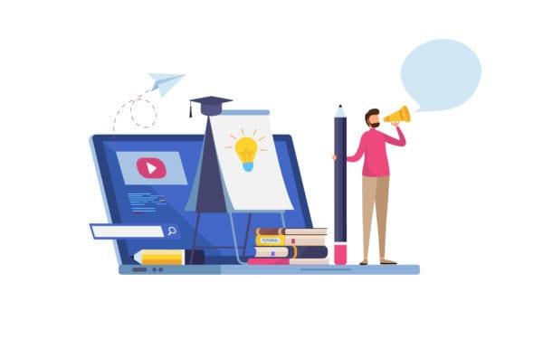 Jak umiejęnie korzystać z zalet e-learningu