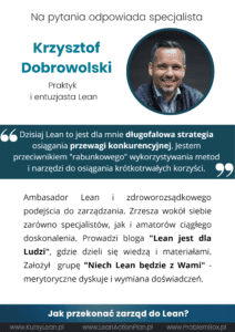 Jak przekonać zarząd do Lean - Podsumowanie2