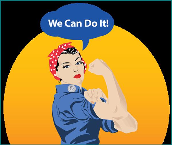 Training within industry - Plakat promujący twi w Stanach Zjednoczonych