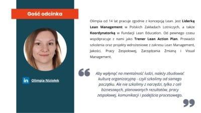Jak zorganizować efektywną strukturę Lean w firmie - Podsumowanie2