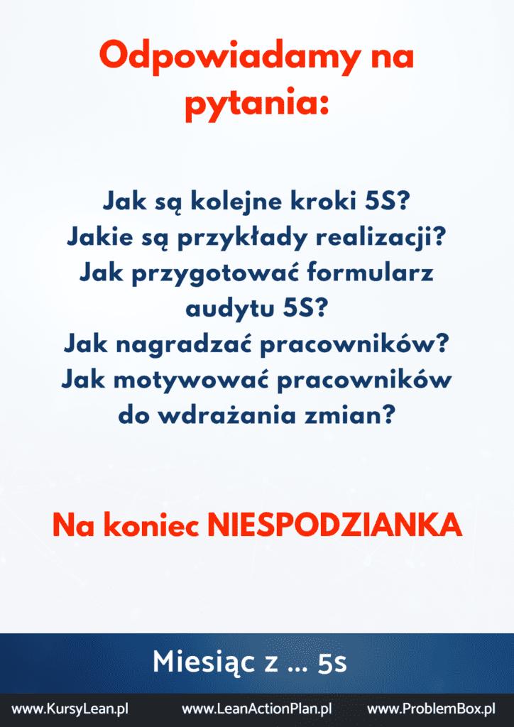 5S Organizacja miejsca pracy2