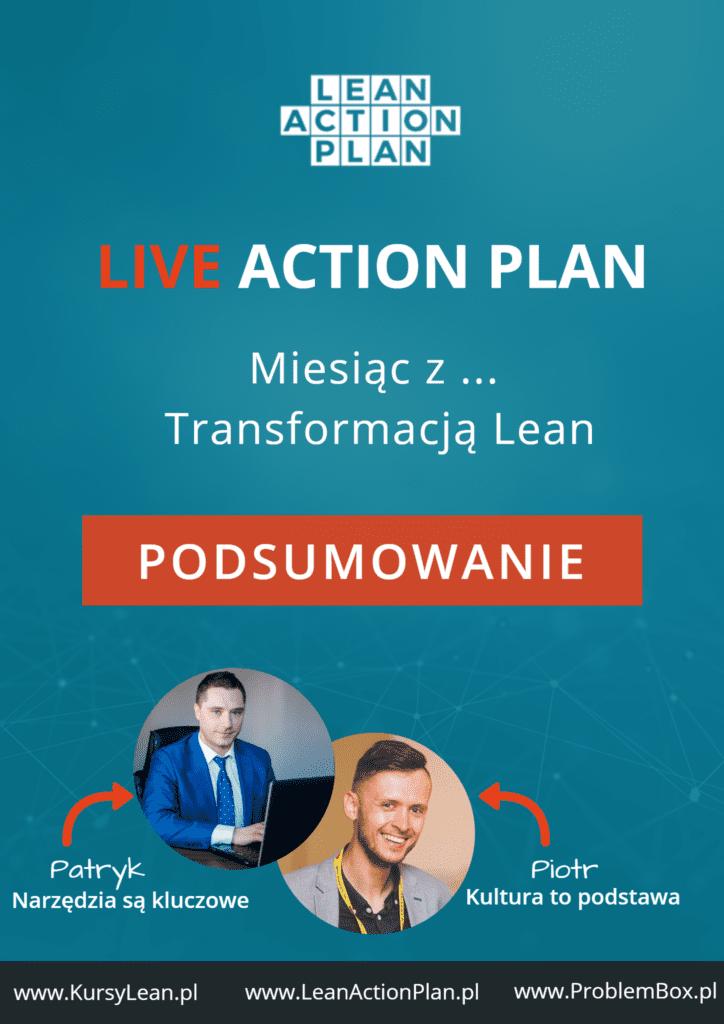 Transformacja Lean - podsumowanie