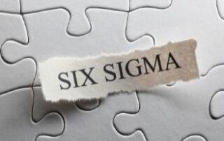 Okładka SIX SIGMA